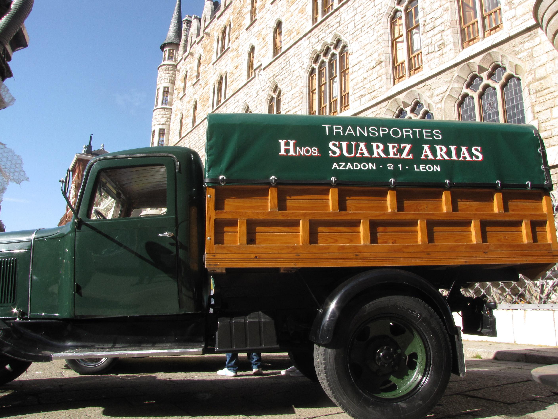 Transportes-Suarez-León-colección-transportes-antiguos