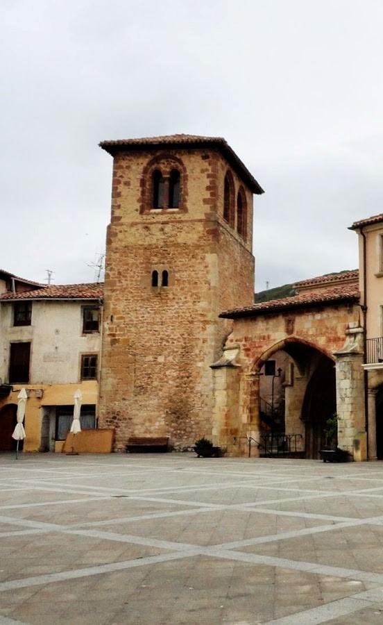 Torre de San Juan, Oña (Huesca)