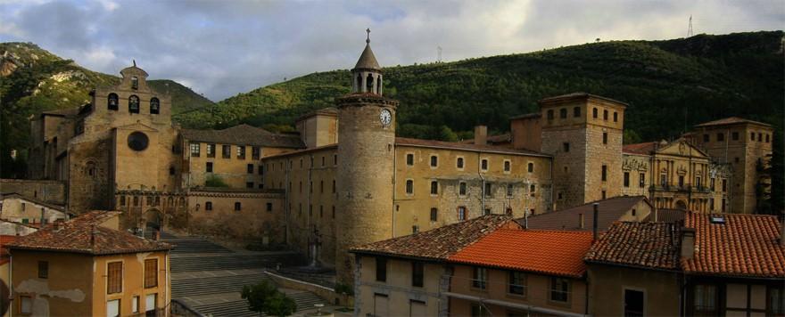 -Monasterio de San Salvador- Oña (Burgos)