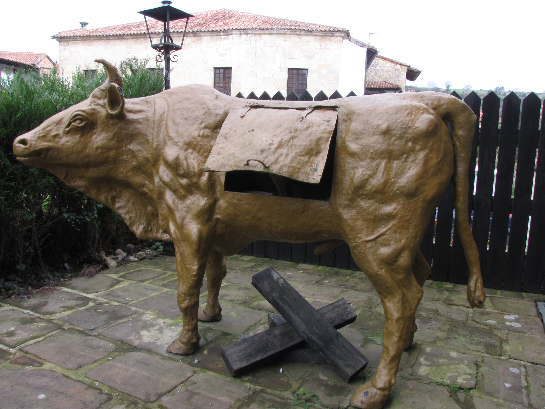 -El Toro de Falaris, museo de la tortura-