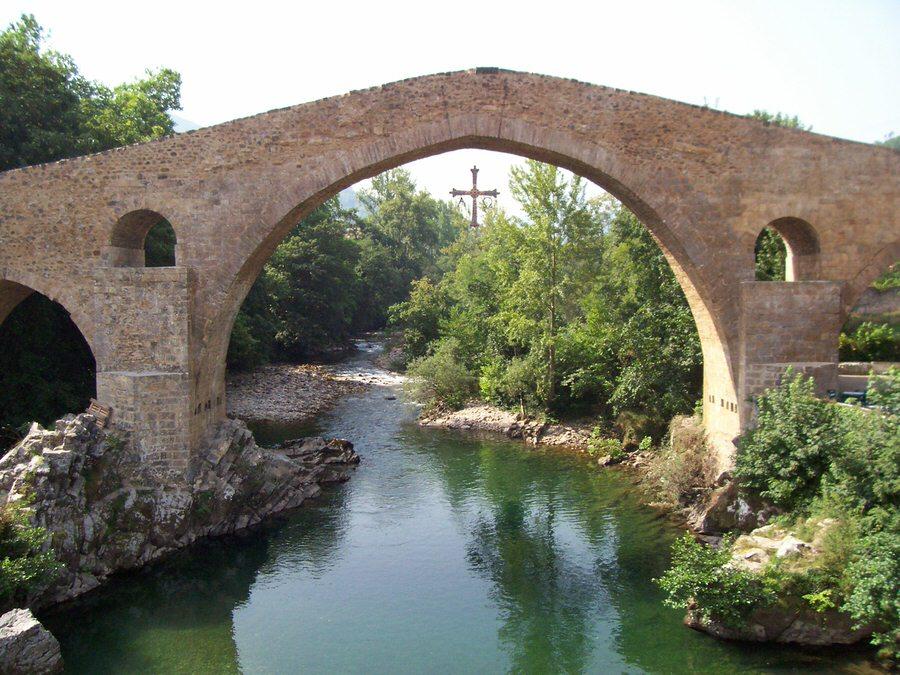 Puente-romano-que-separa-los-concejos-de-Cangas-de-Onís-y-Parres