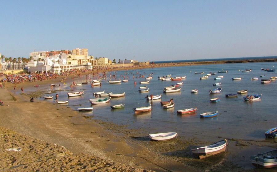 Cádiz , la tacita de plata