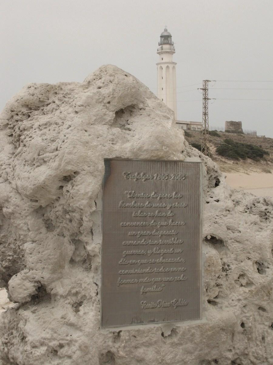 -Faro de Trafalgar , Cádiz-