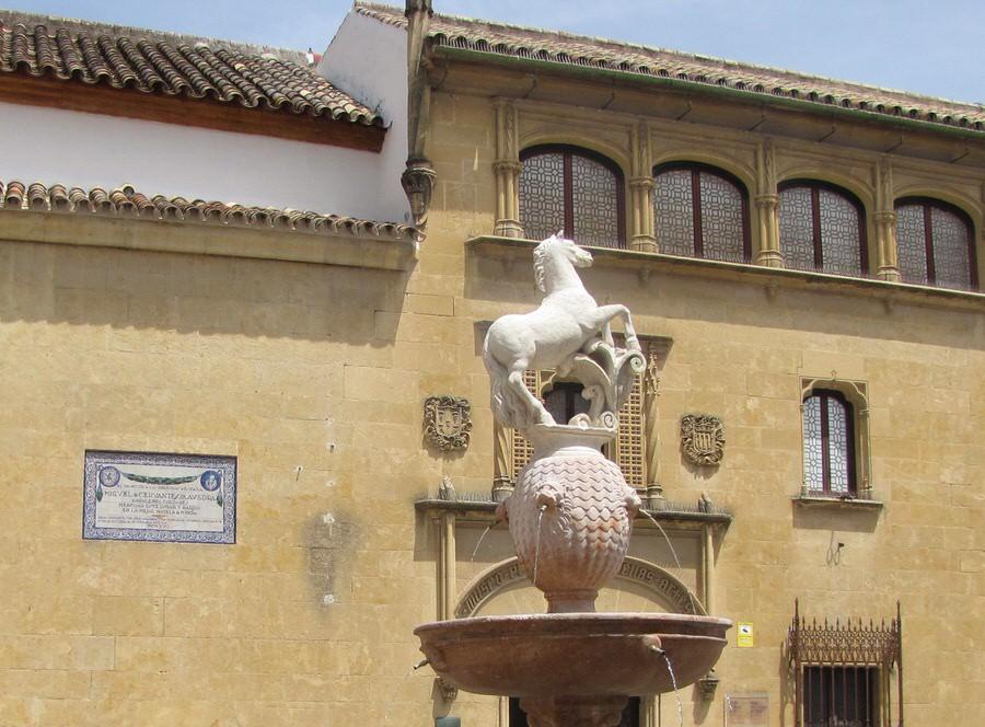 -Fuente centro Plaza del Potro-