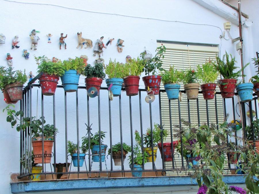 -Balcón en Cazorla-