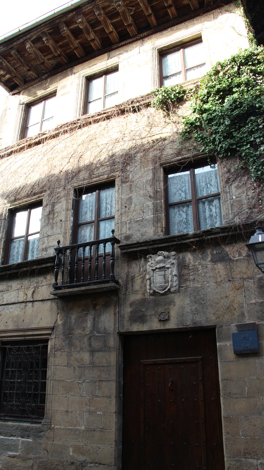 Casa Mugarretenea
