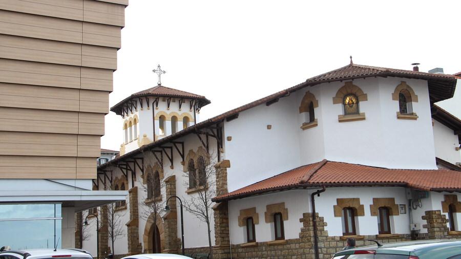 Iglesia de la Marina
