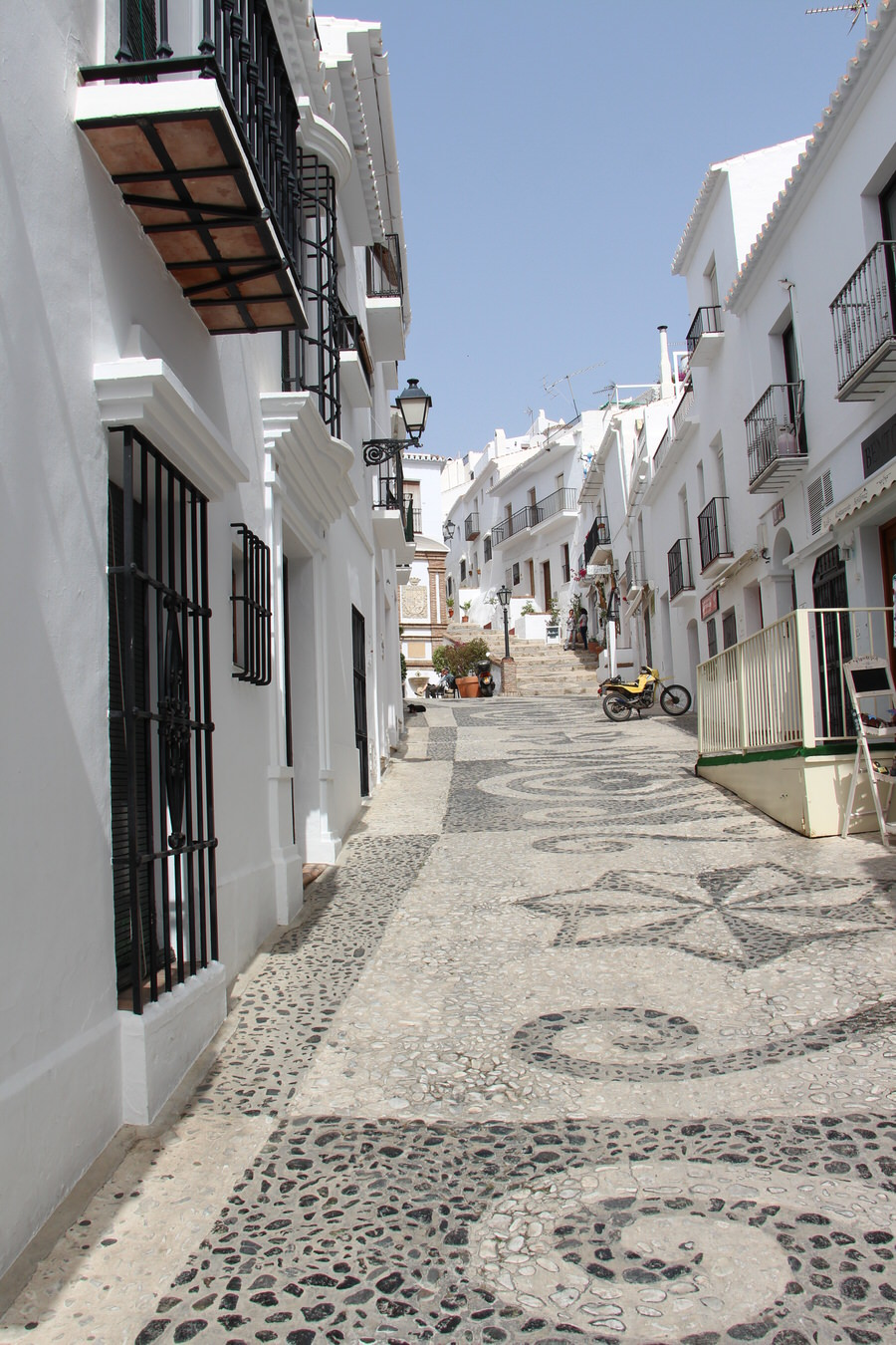 -Calle Real, Frigiliana-