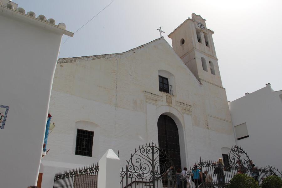 -Iglesia San Antonio de Padua, Frigiliana-
