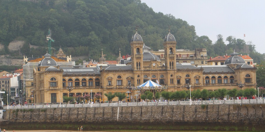 -Ayuntamiento de San Sebastián-