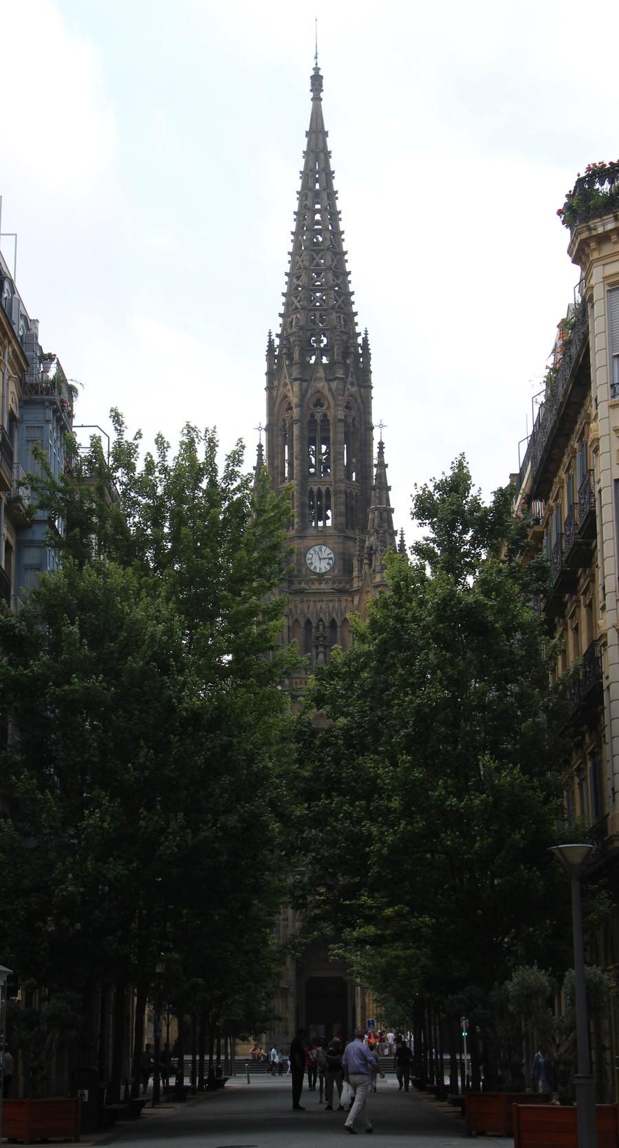 -Catedral del Buen Pastor, San Sebastián-