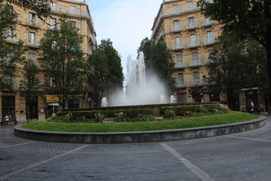 -Plaza Bilbao, San Sebastián-