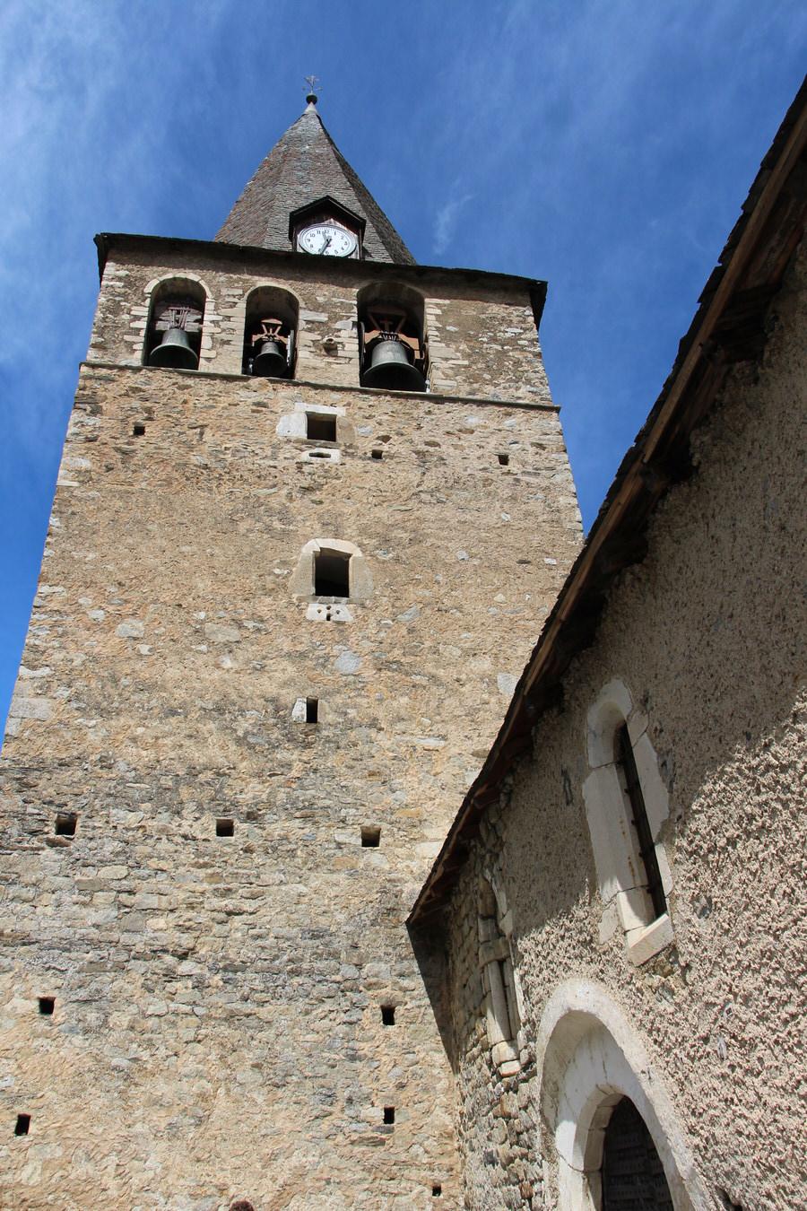 -Iglesia de San Julián de Garós-