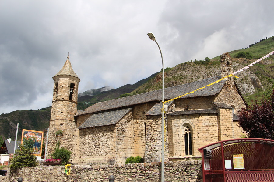 Iglesia de Sant Joan, Arties