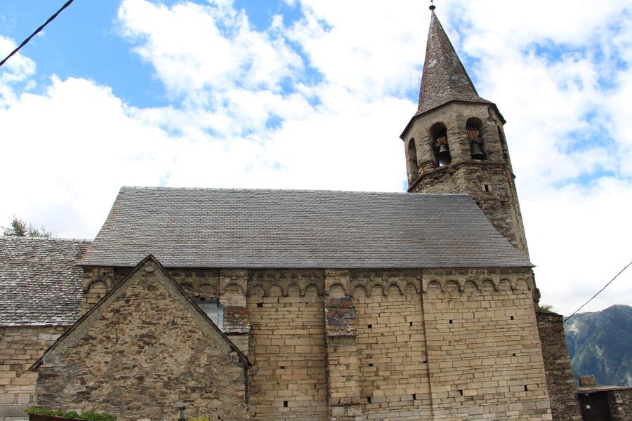 Iglesia de Bagergue