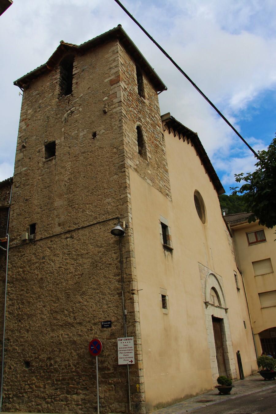 -Convento del Carmen, Camprodón-