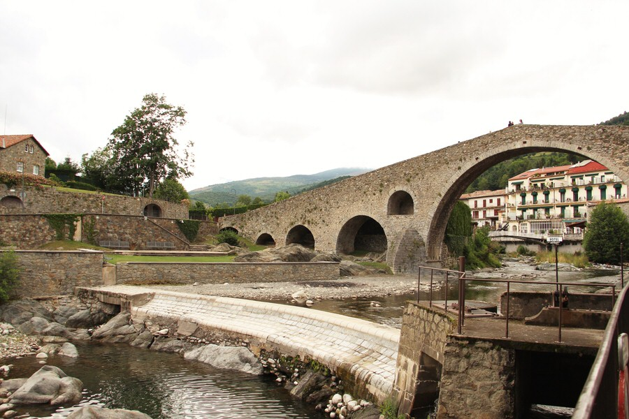 -Puente Nuevo de Camprodón-