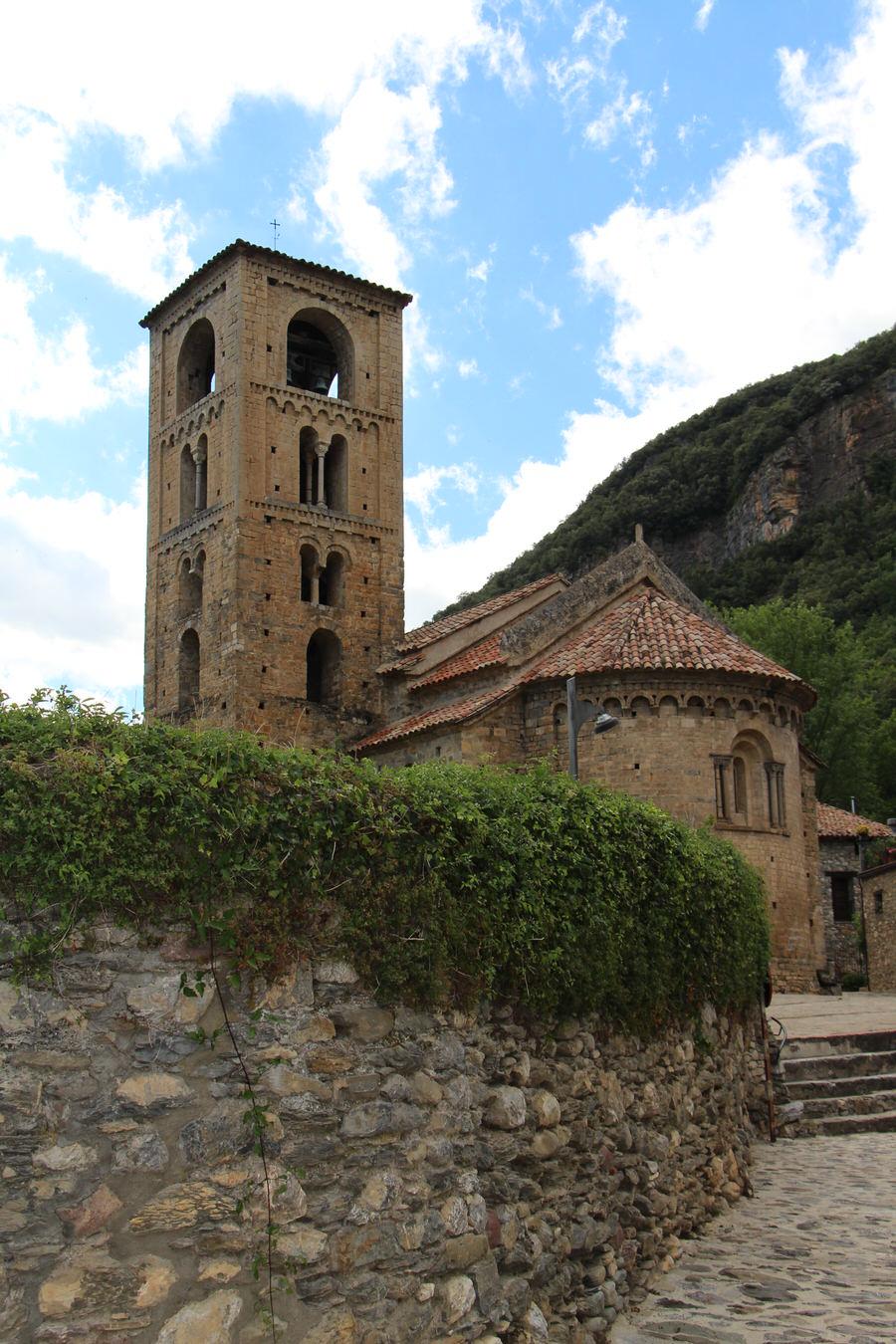 -Iglesia de San Cristobal, Beget-