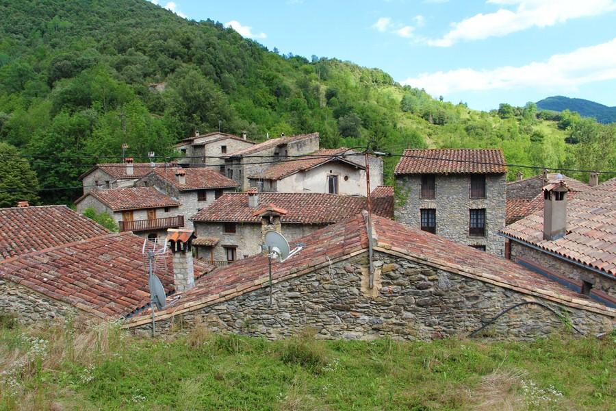Pueblos de Girona: Valle de Camprodon y La Garrotxa