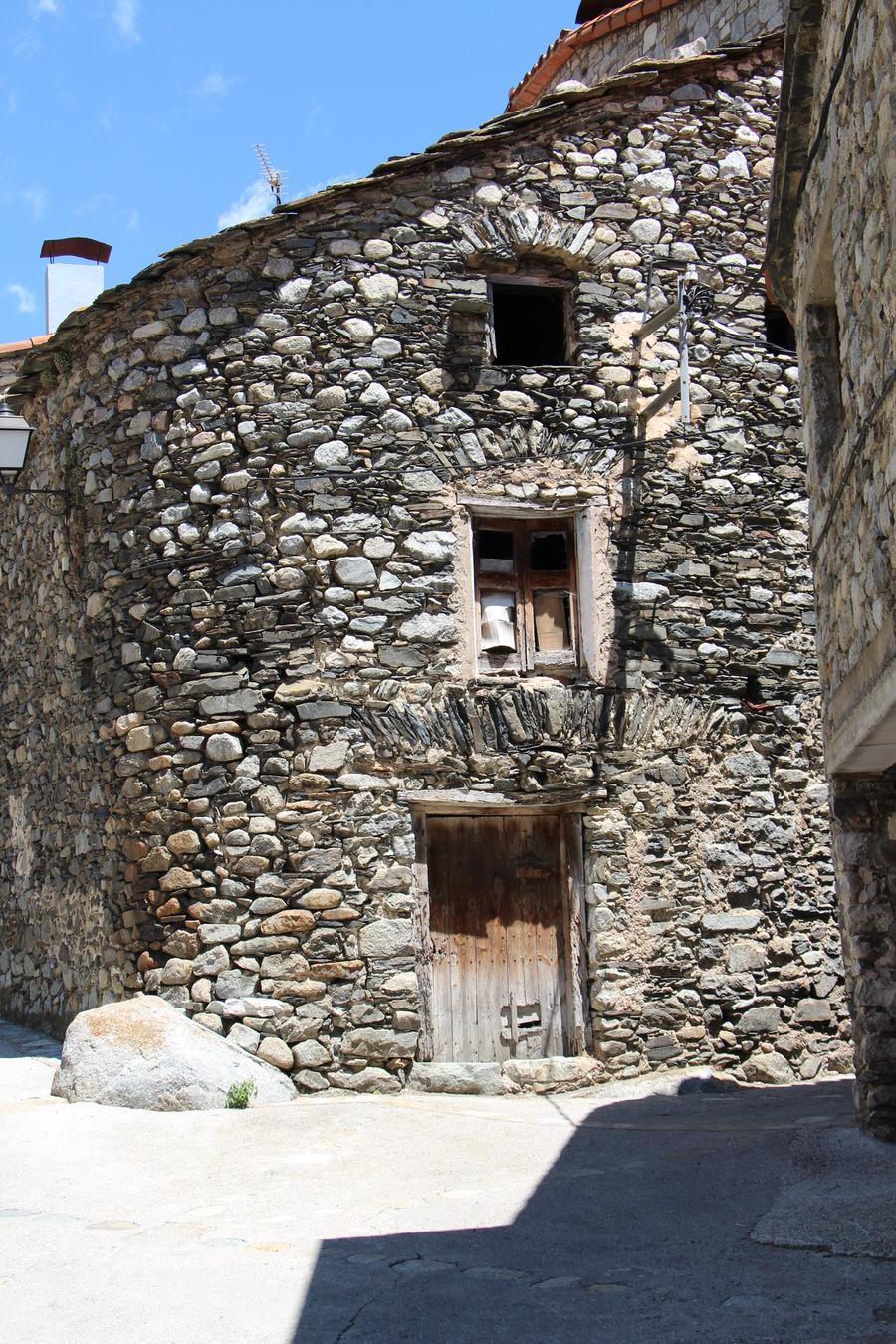 -Casa típica de Setcases-