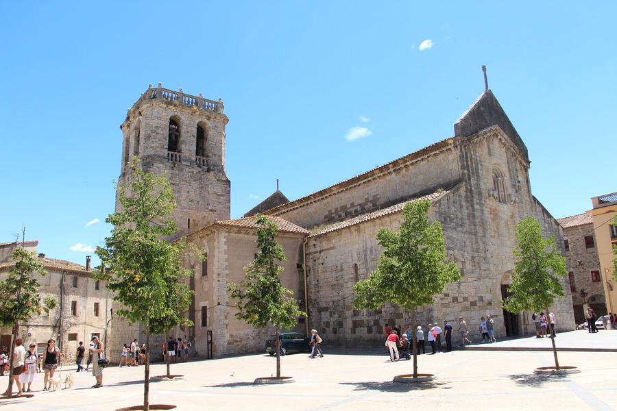 --Monasterio de San Pedro, Besalú-