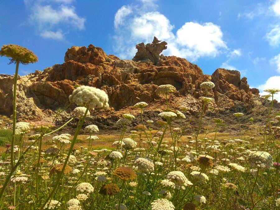 Parte del recorrido Ruta 17, Cabo de Creus