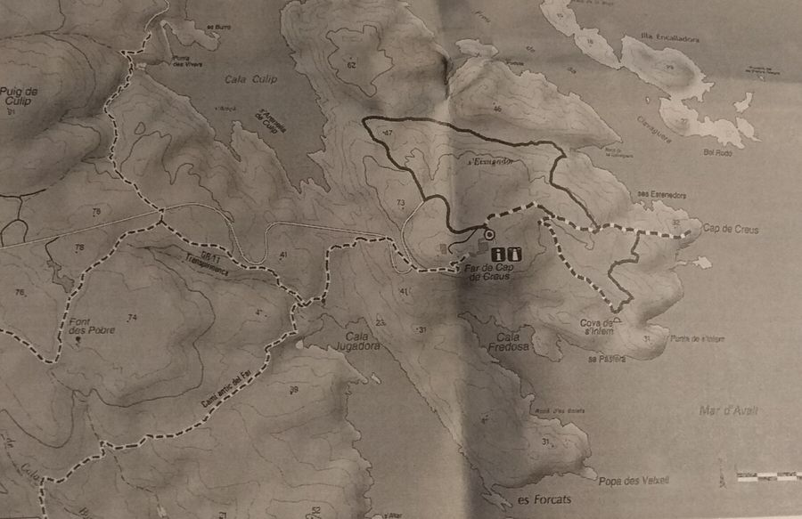 Ruta 15 Cabo de Creus