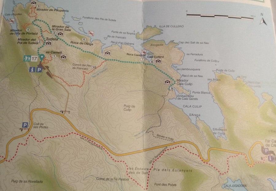 Ruta 17 Cabo de Creus