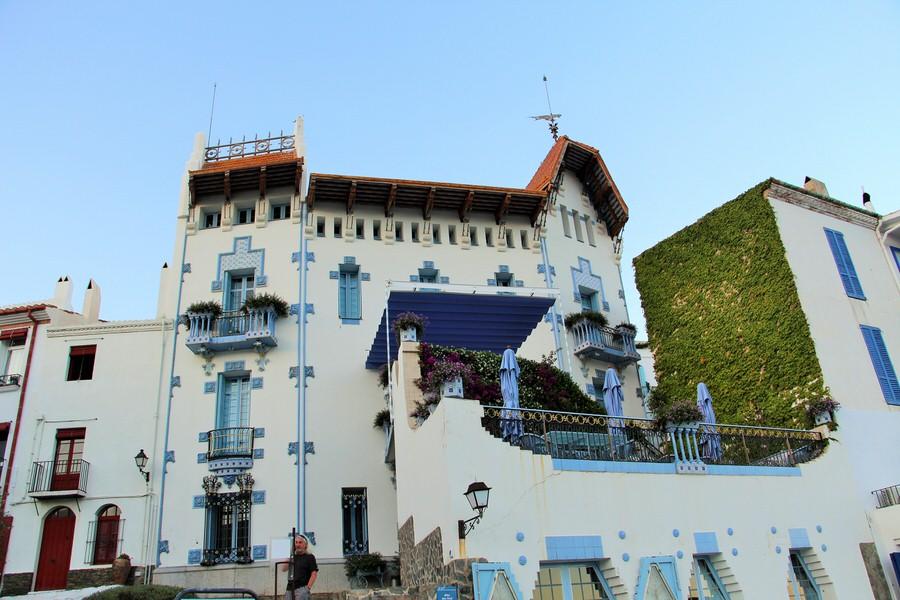 Casa Blaua, Cadaqués