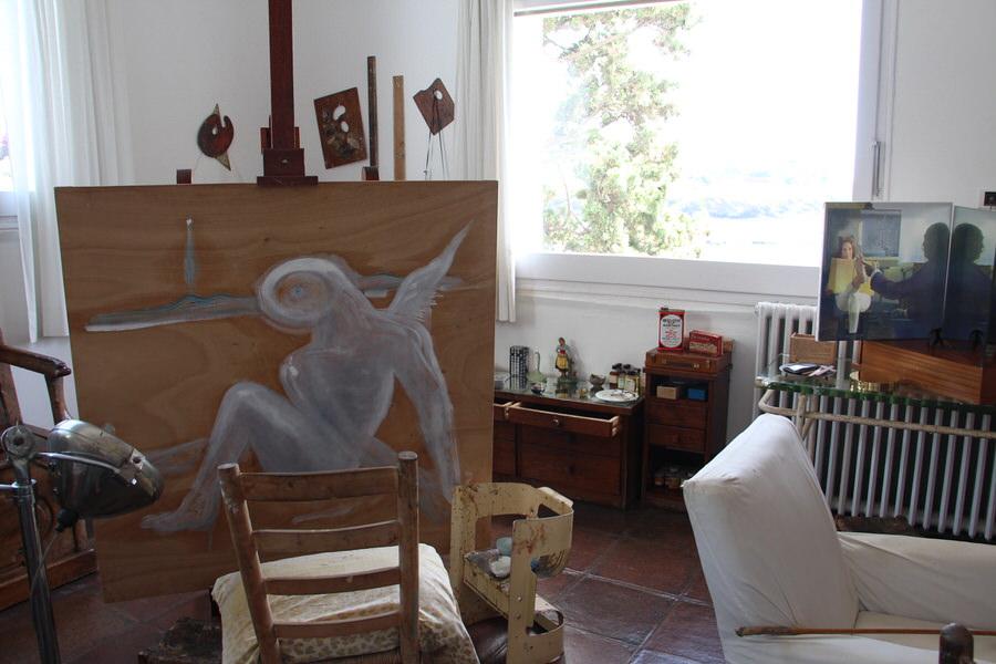 Estudio de Dalí, Casa museo en Portlligat
