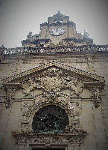 -Iglesia de San Nicolás, Bilbao-