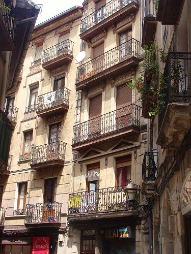 -Siete calles, Bilbao-