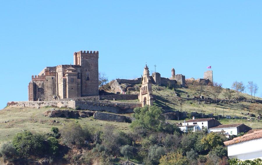 -Castillo de Aracena-