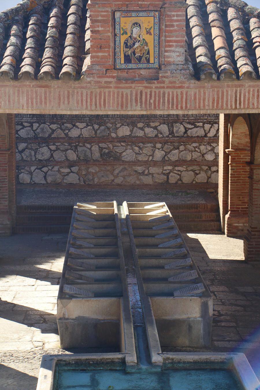 -Lavadero Fuente del Concejo, Aracena-