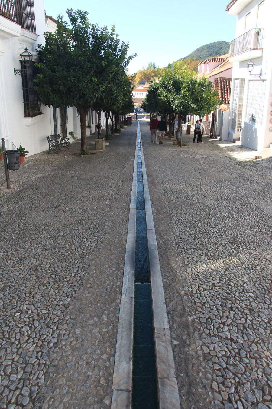 -Calle del Pozo de la Nieve, Aracena-