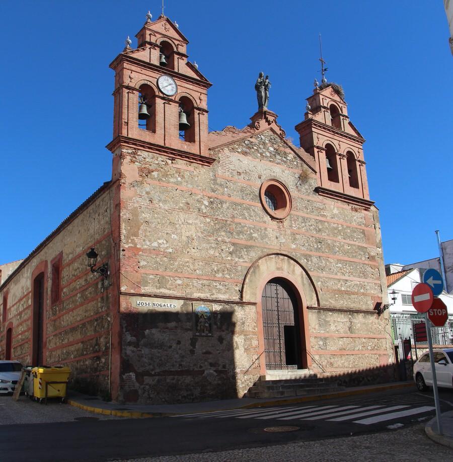 -Iglesia del Carmen, Aracena