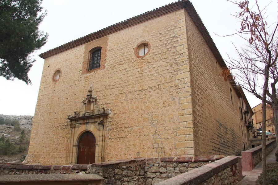 Colegio-de-Escolapios-Albarracín