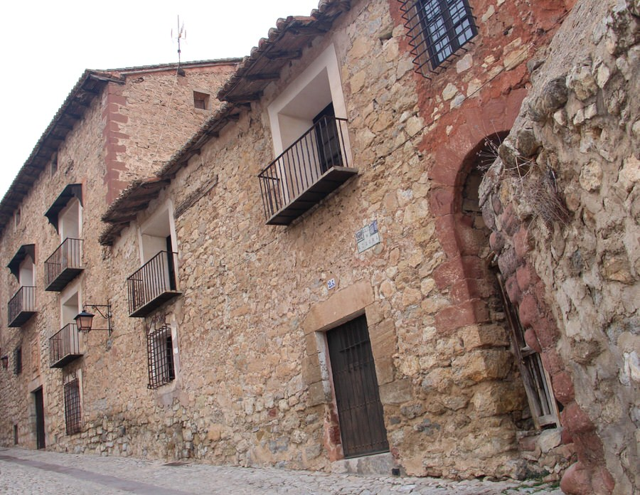 Casa-Dolz-Albarracín