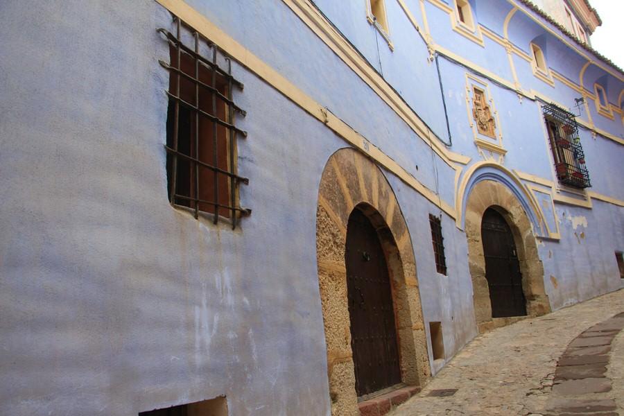 -Casa de los Navarro-Arzuriaga, Albarracín-