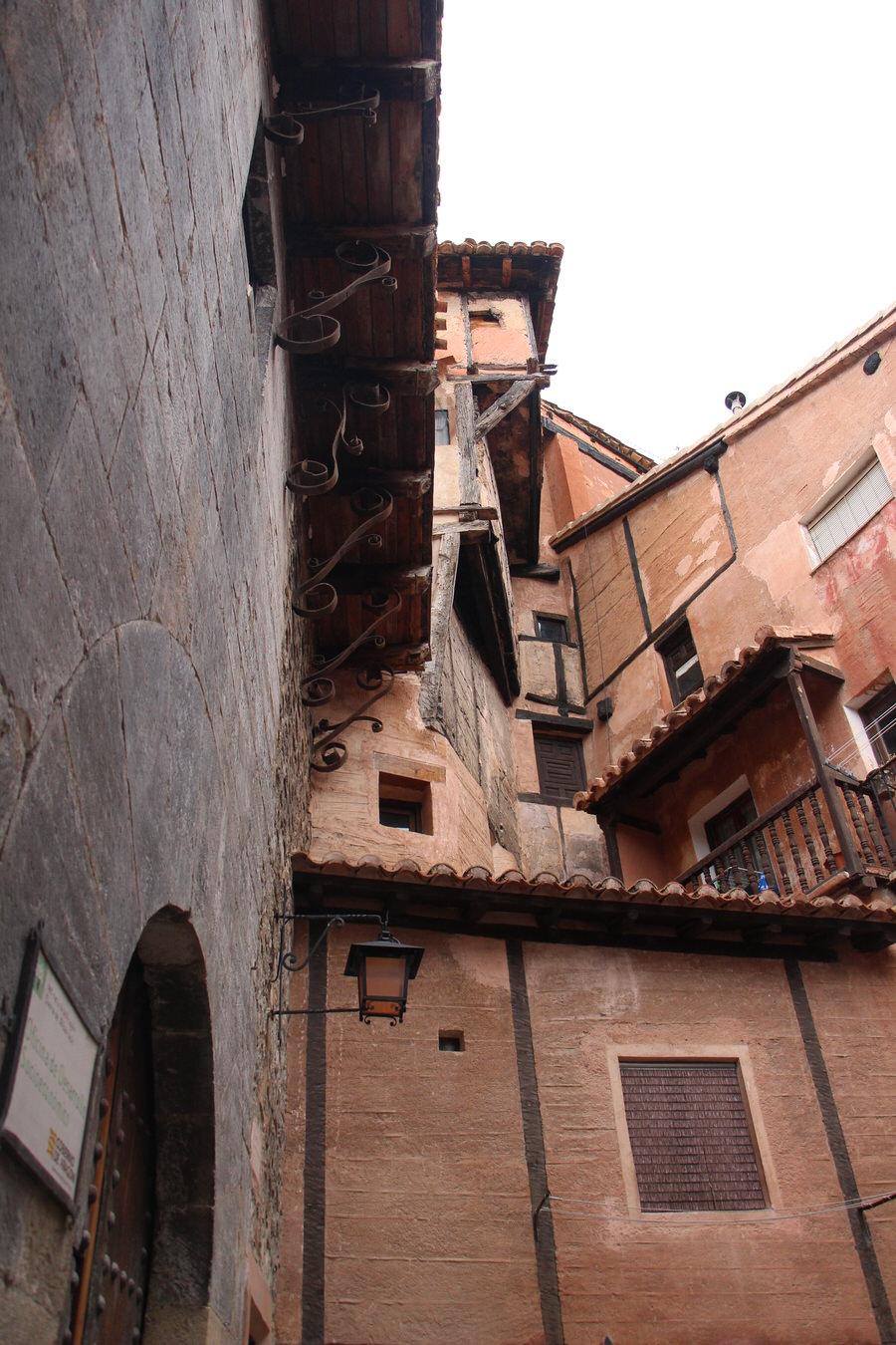 -Calle del Portal de Medina, Albarracín-