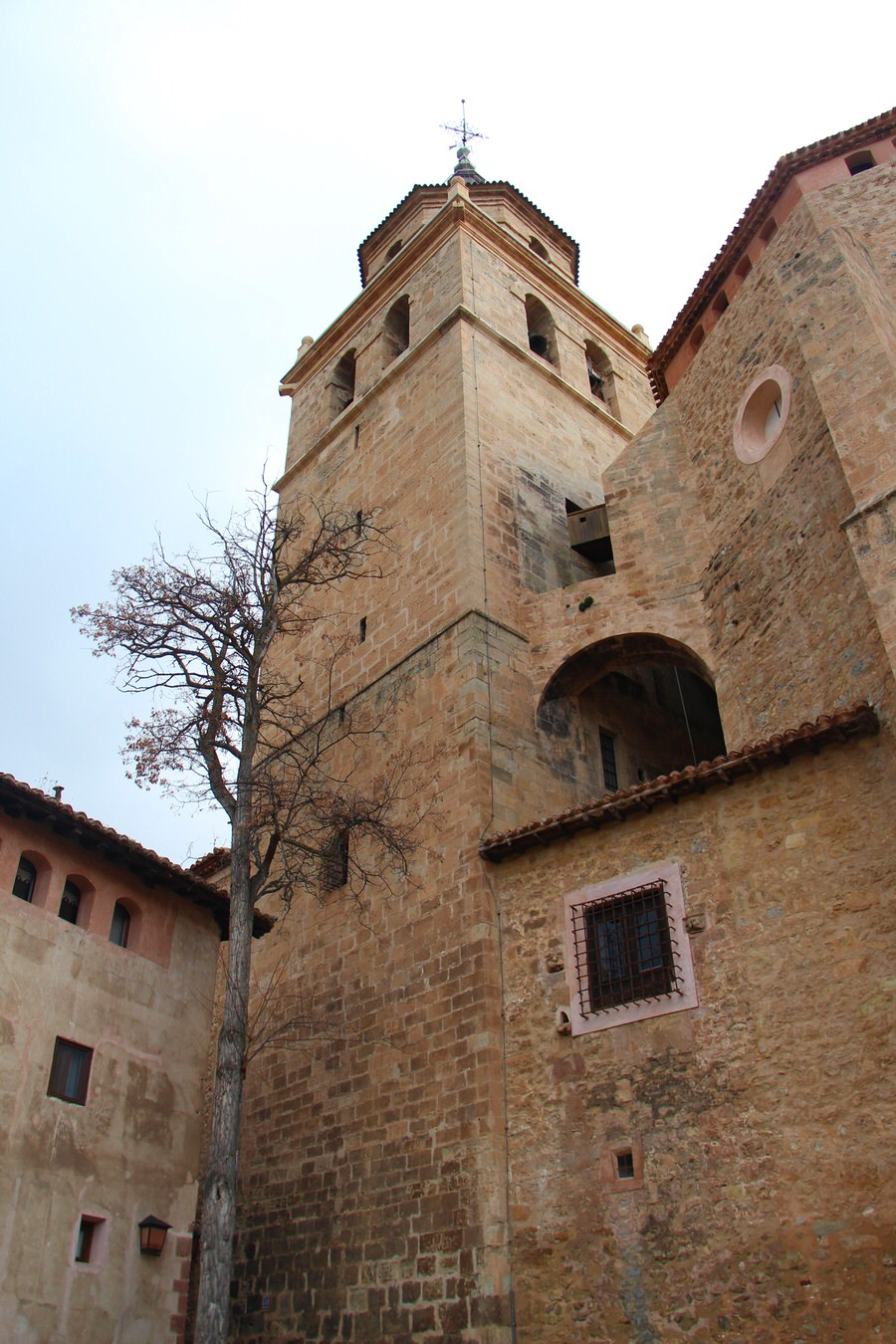 Catedral-de-Albarracín