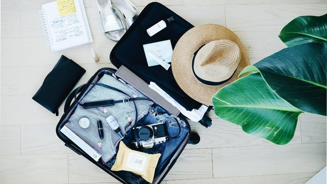 como hacer la maleta para viajar en familia