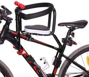 Silla delantera bici bebe
