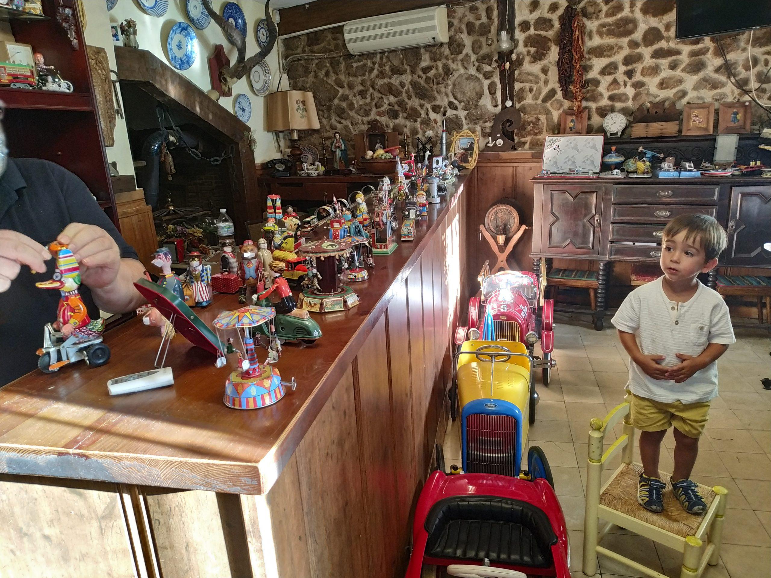 Museo del Juguete de Hojalata -Candeleda-