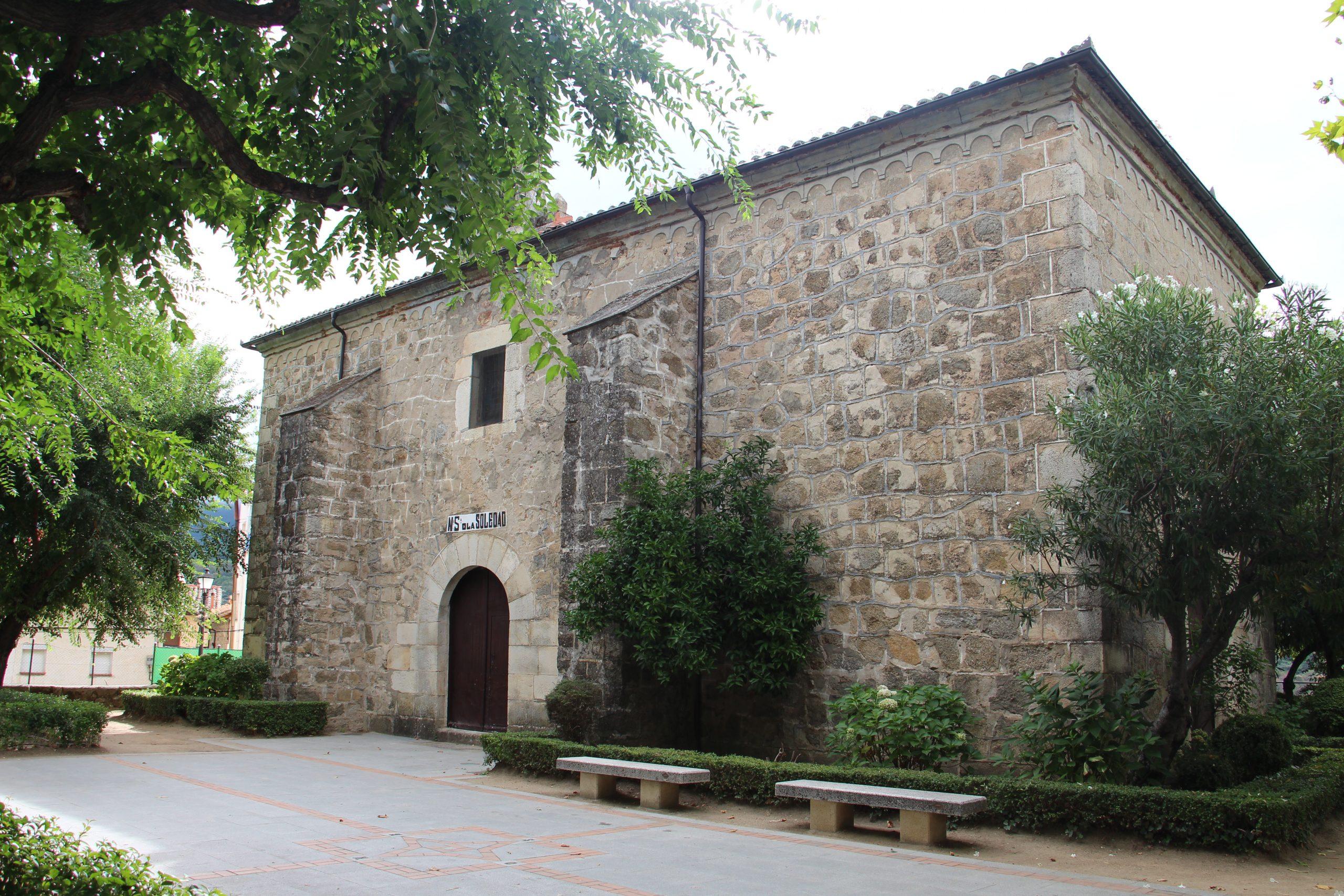 -Ermita de la Soledad, Mombeltrán-