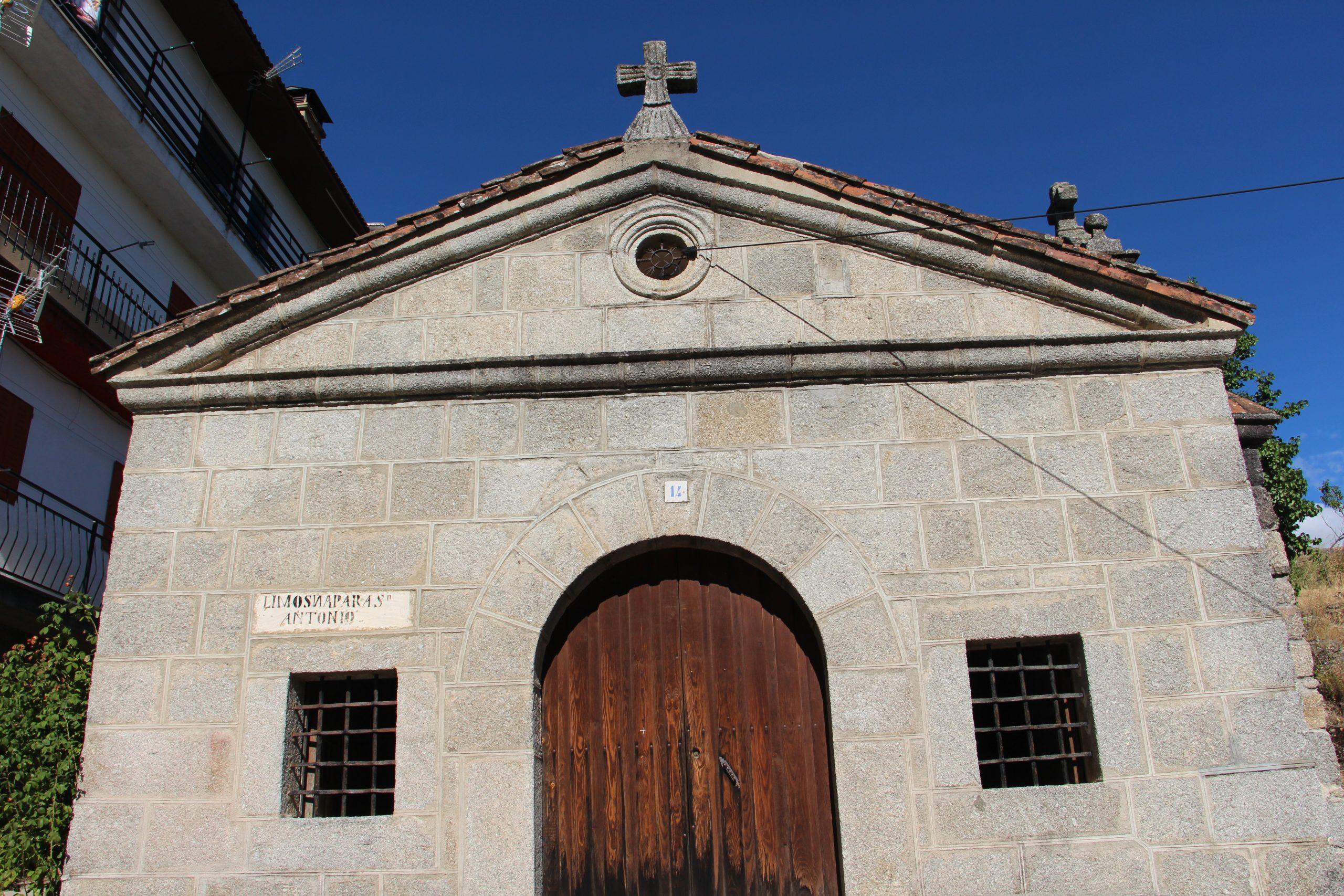 -Ermita de San Antonio, Cuevas del Valle-