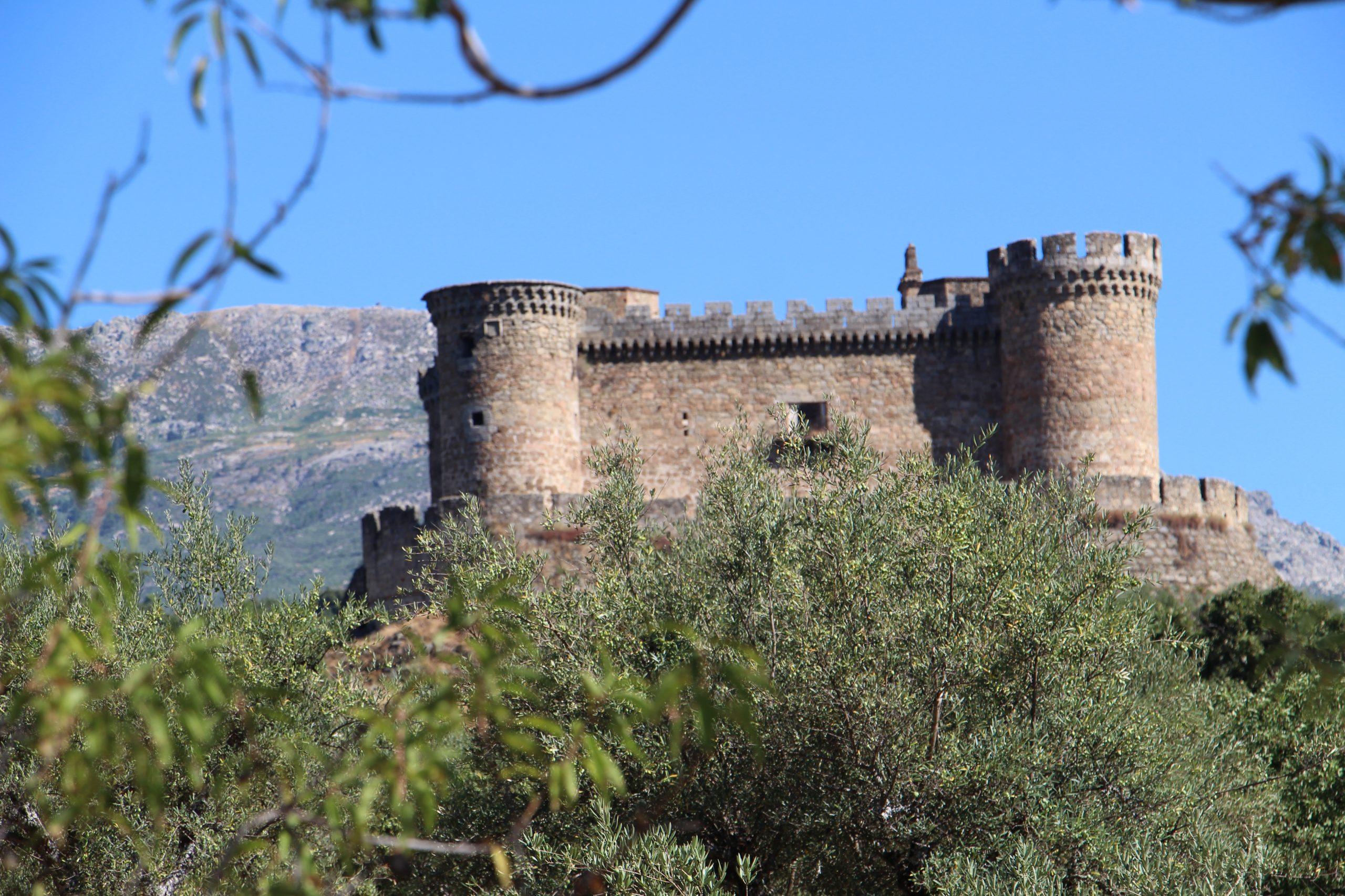 -Castillo de Mombeltrán-