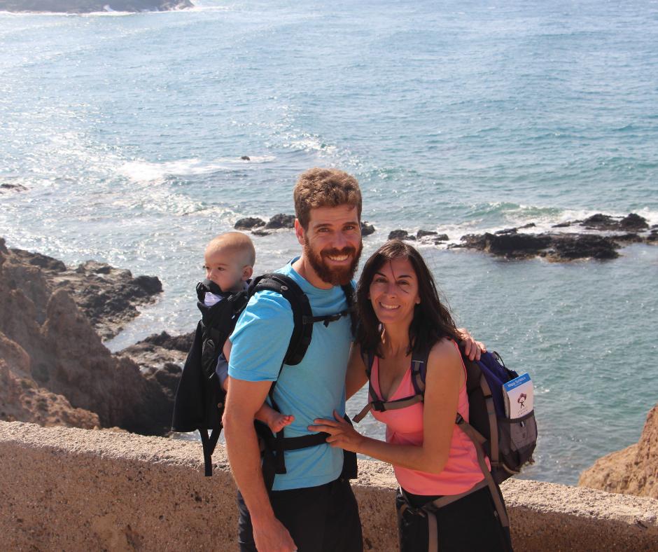 Viajar por España en familia