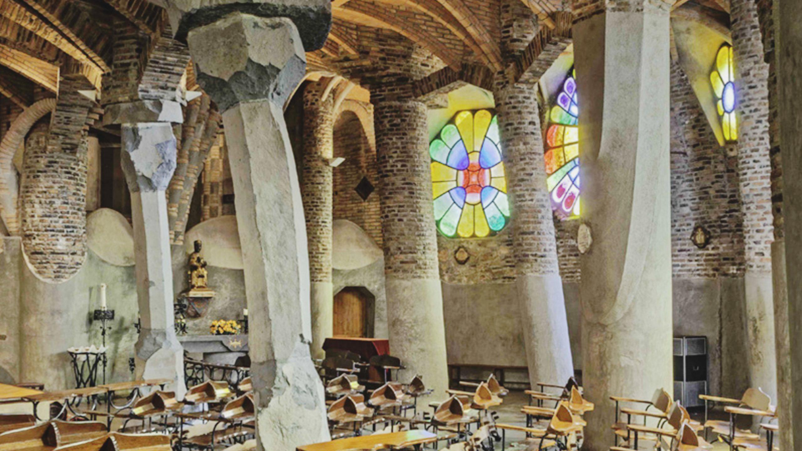Escapada en Cataluña. Colonia Güell